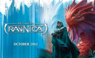 Magic Return to Ravnica party
