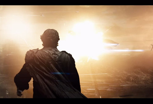 The new Man of Steel trailer is the most epic yet