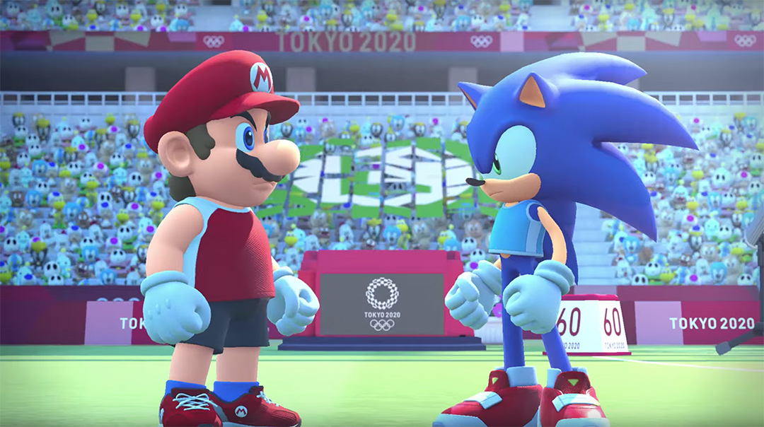 Preview: Mario & Sonic at the Olympic Games Tokyo 2020 is a love letter to classics