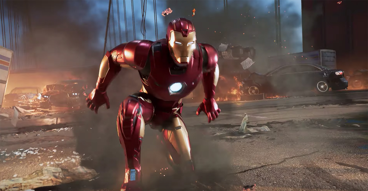 E3: Marvel's Avengers is an online co-op experience