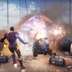 "Gamescom: Marvel releases Avengers ""A-Day"" gameplay walkthrough video"