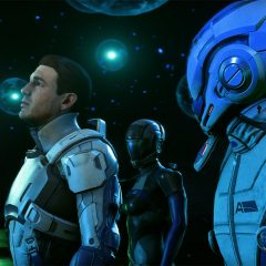 Sony shows off new Mass Effect Andromeda and Horizon Zero Dawn trailers for PS4 Pro