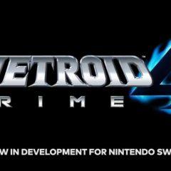 E3: Metroid Prime 4 announced, melts world