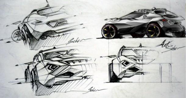 Sebastian Mihai's Bullcar TS