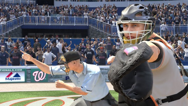 MLB 13 The Show Review screen 2