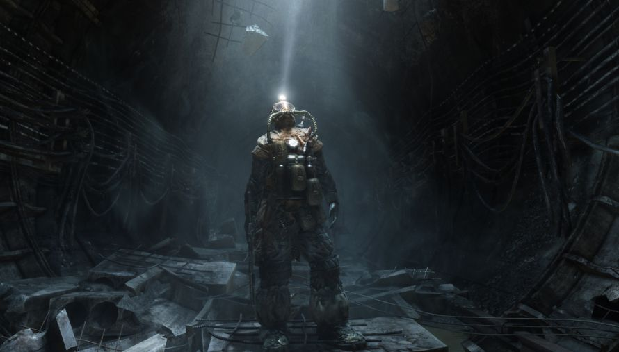 PAX East 2013: Put the darkness first in Metro Last Light