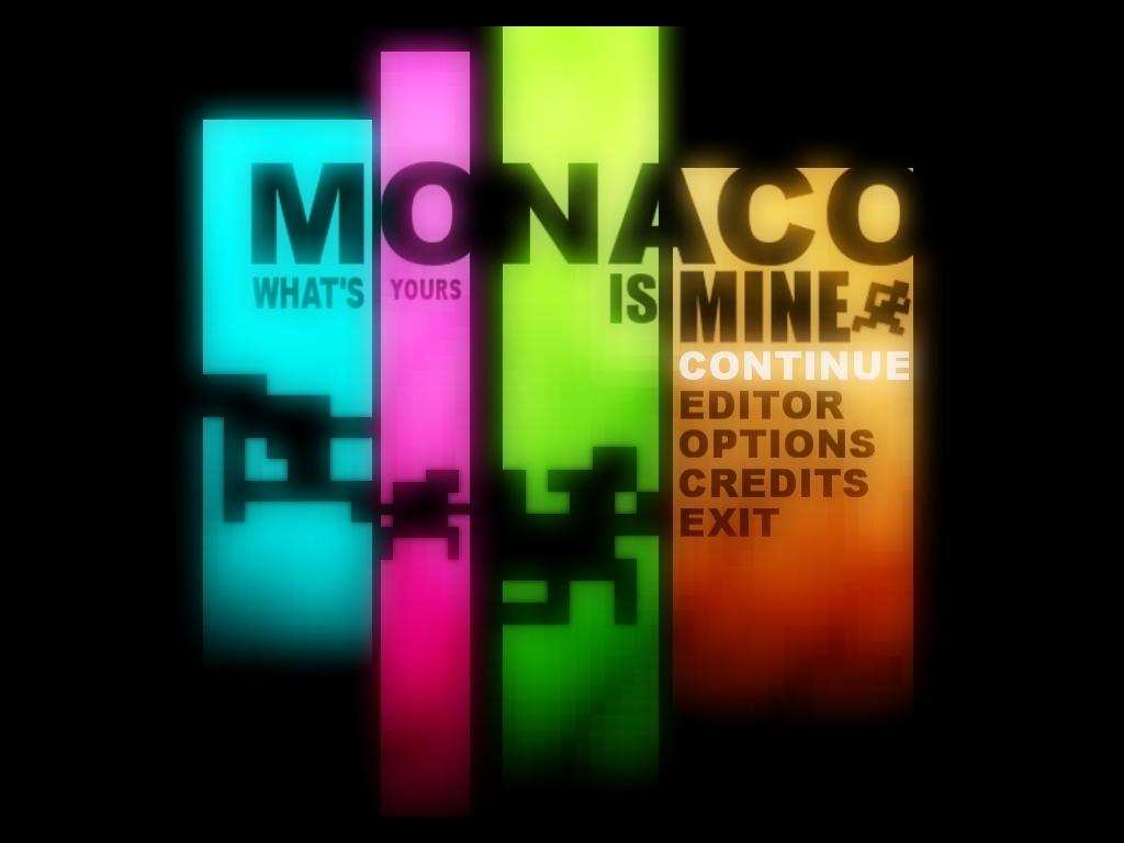 Monaco Delayed on Xbox Live Arcade