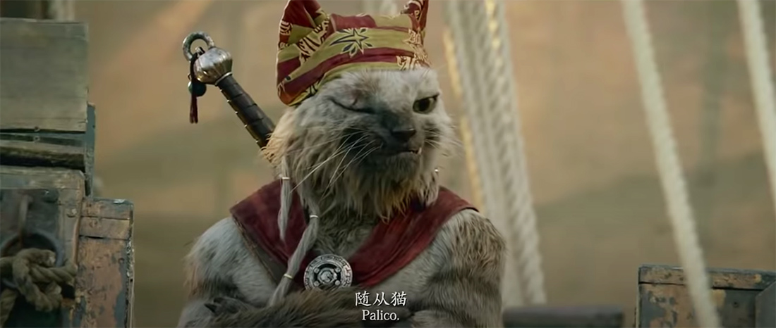 Newest Chinese trailer for Monster Hunter introduces Palicos