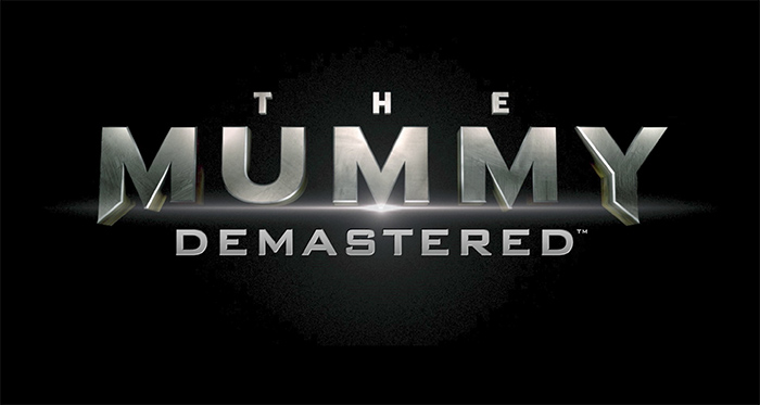 The Mummy Demastered looks super dope
