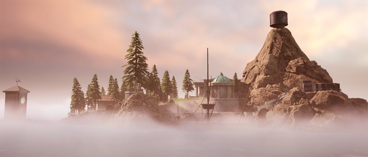 Myst coming to Oculus