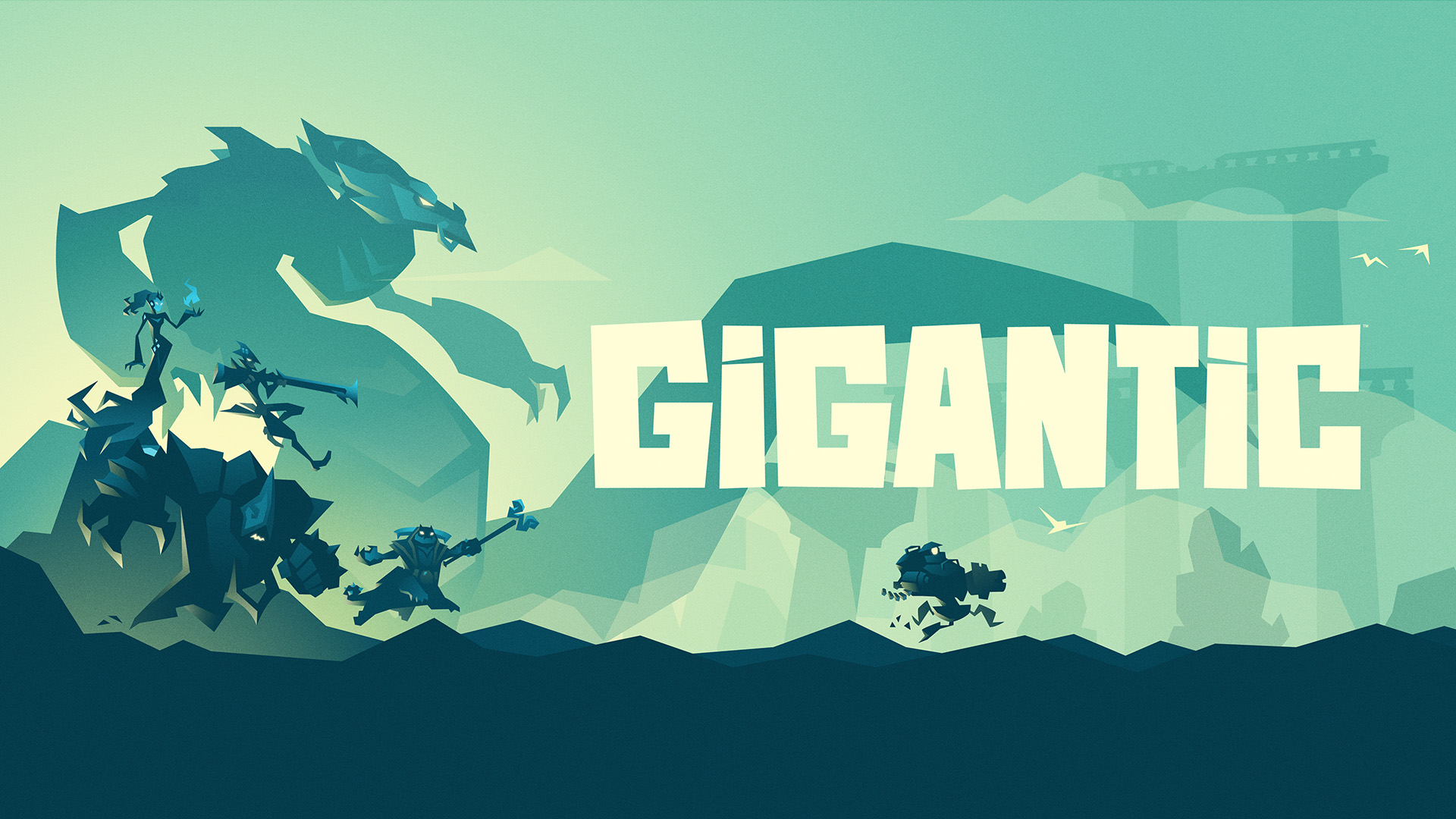 Hands on Gigantic: Big plans with a solid blueprint