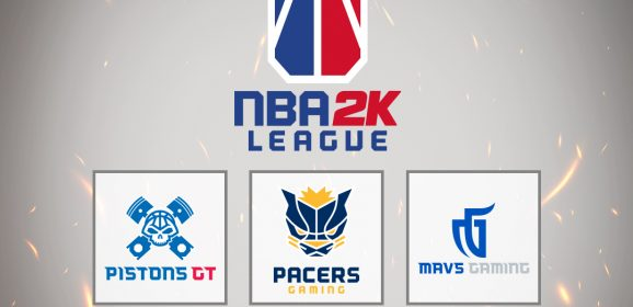 The NBA 2K League reveals its teams and logos