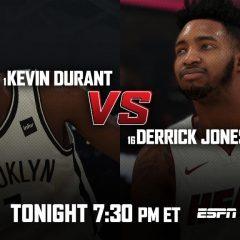 ESPN's NBA 2K Players tournament starts tonight