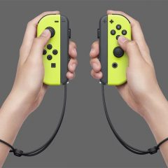 Nintendo announces Neon Yellow Joy-Cons and ARMS arriving June 16