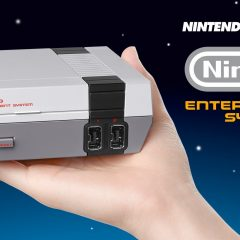 Nintendo releasing special edition NES console this Fall