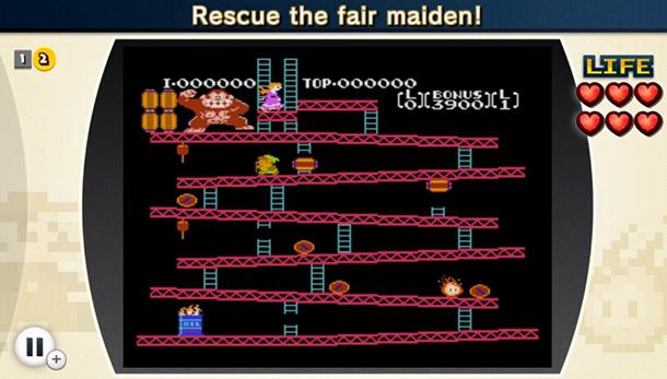 NES Remix Donkey Kong Zelda