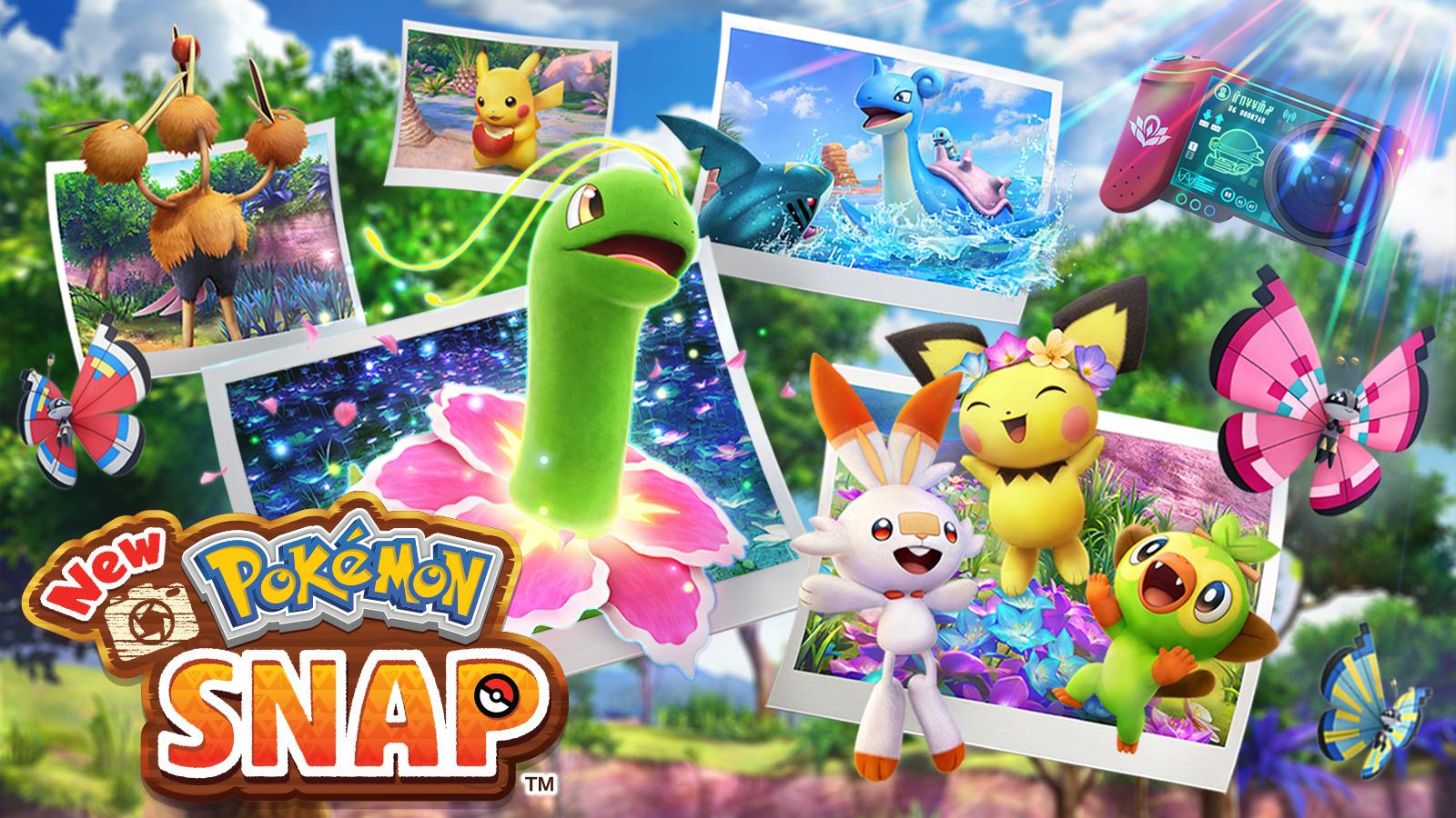 New Pokemon Snap arrives April 30, 2021