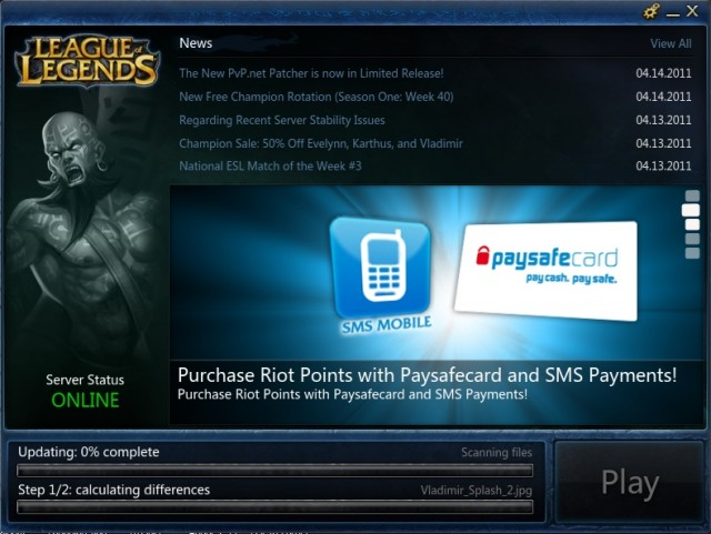 New League of Legends Patcher Available to Public | SideQuesting