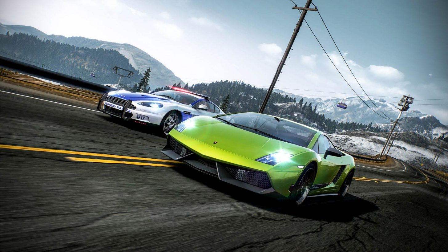 Need For Speed: Hot Pursuit gets remastered