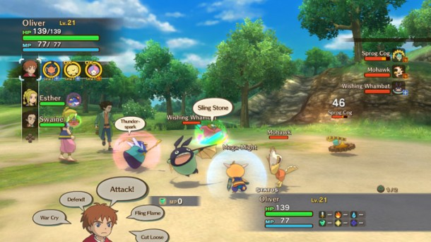 Ni no Kuni Review 2