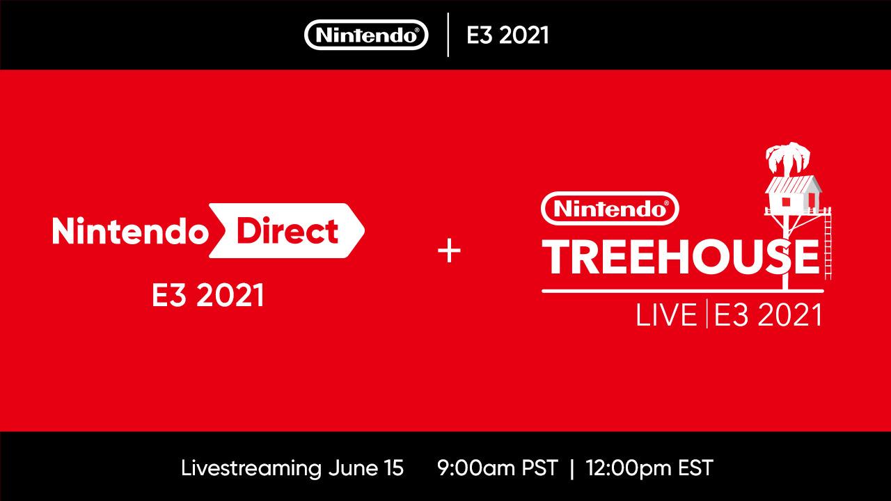 Nintendo announces its E3 2021 Direct date
