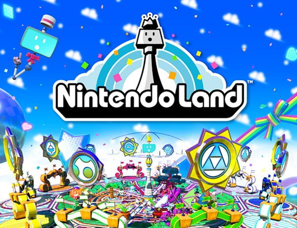 Nintendoland screen shot Wii U