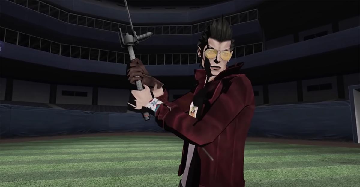 No More Heroes 1 & 2 arrive on Nintendo Switch
