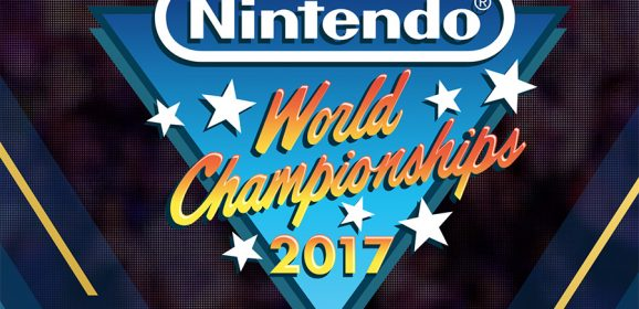 Watch the Nintendo World Championships 2017 this weekend