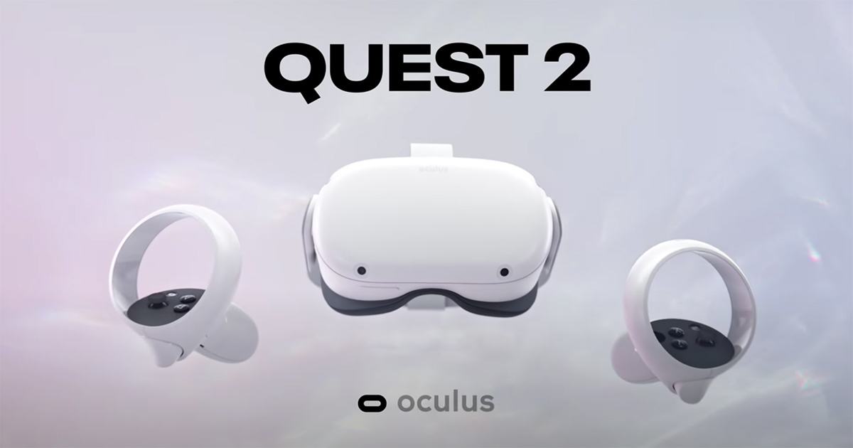 The Oculus Quest 2 revealed