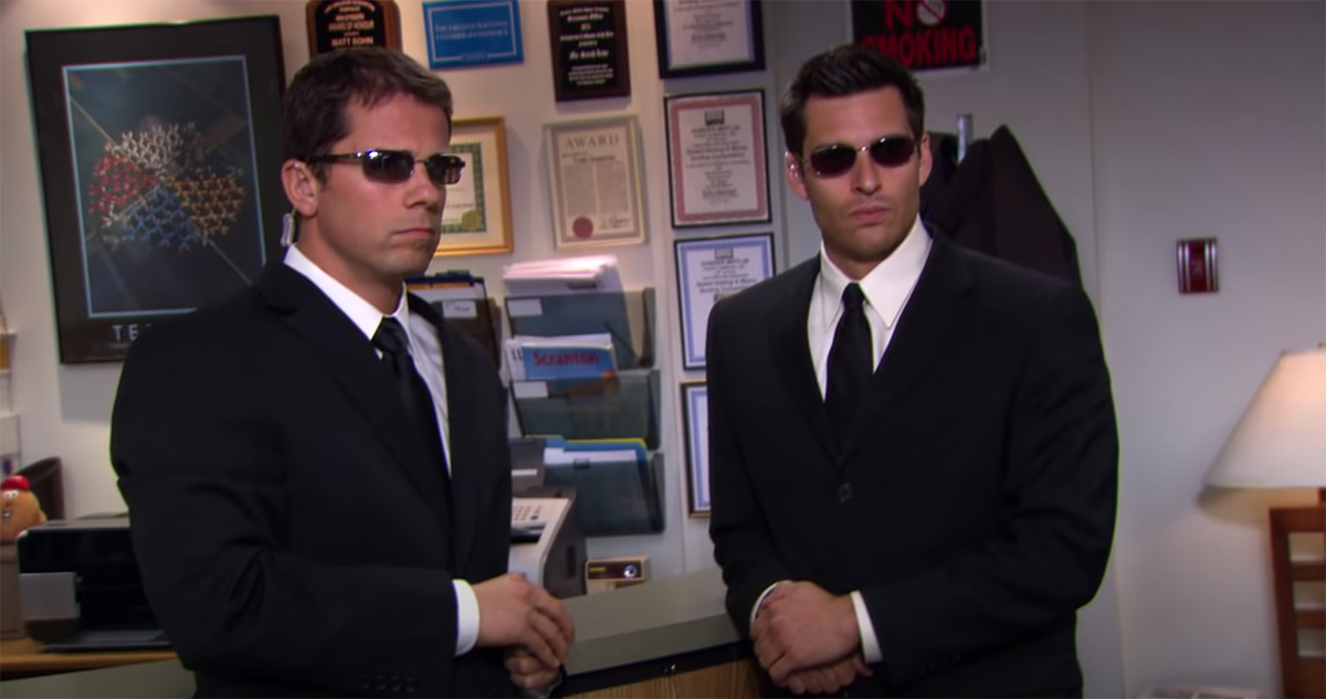 The Office made a Matrix cold open and we never saw it — until now