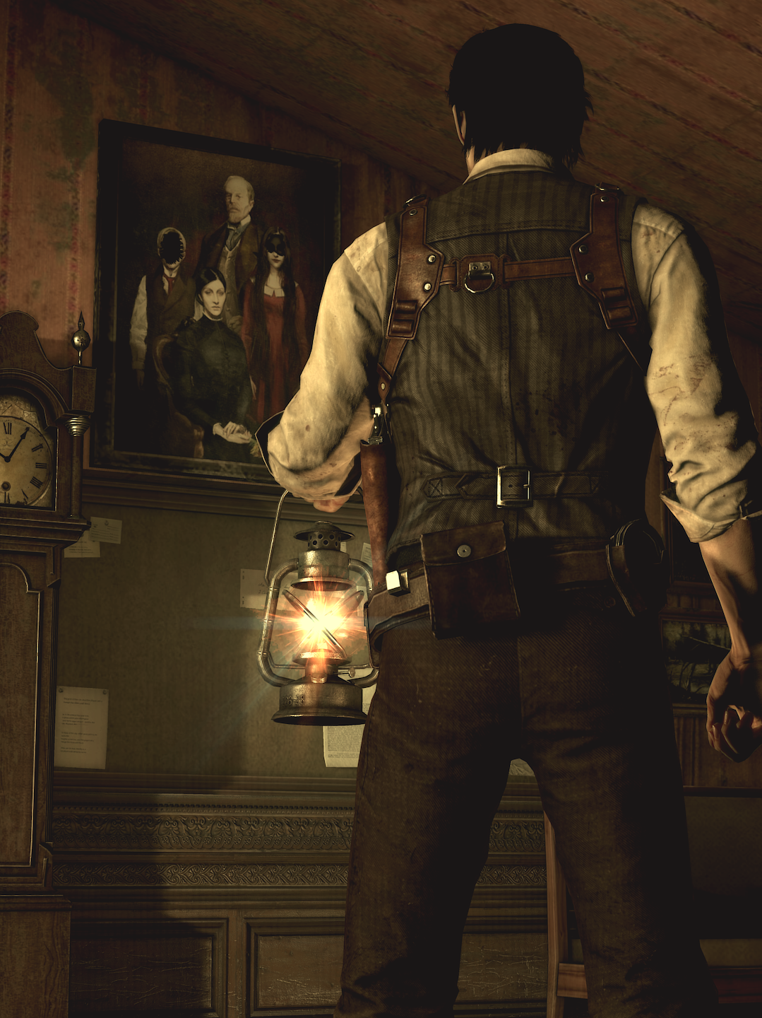 [PAX East 14] The Evil Within Preview: Or is it Resident Evil More? Am I right???