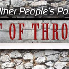 WoT OPP: Cast of Thrones ruffles our Winterfell feathers