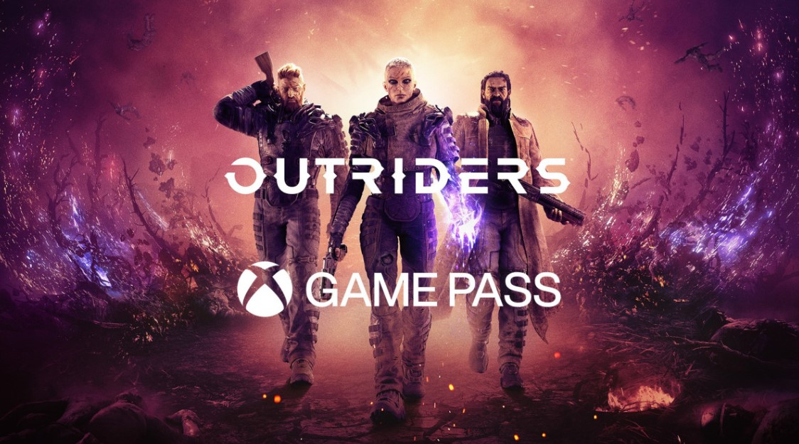 Outriders and Undertale coming to Game Pass