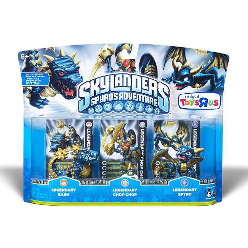 skylanders trap team starter pack ps4