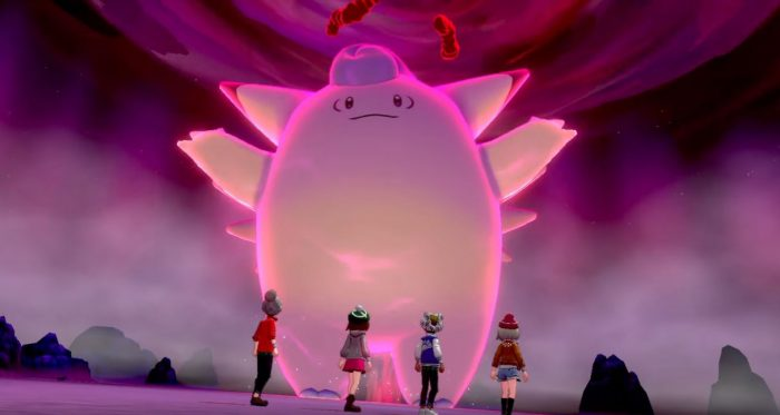 Pokemon Sword Shield Brings Open World Raids To The Series