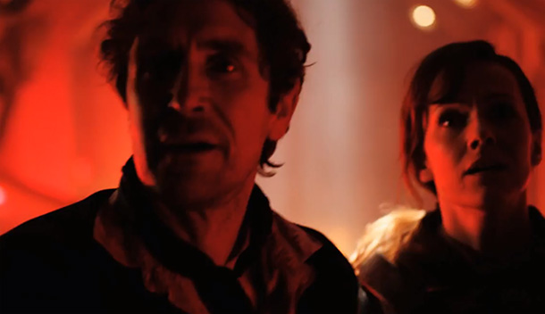 Paul McGann returns as the Eighth Doctor in 'Night of the ...