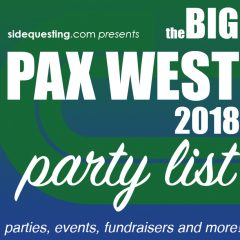 The 2018 PAX West Party List – Parties, events, concerts and more!