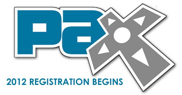 PAX Prime 2012 registration