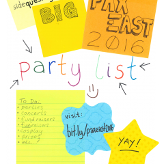 The BIG PAX East 2016 Party List – Parties, Events, Meetups & More!