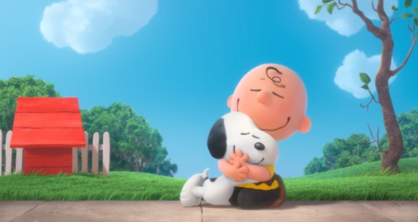 See Charlie Brown and Snoopy in 3D in the first trailer for the new Peanuts film