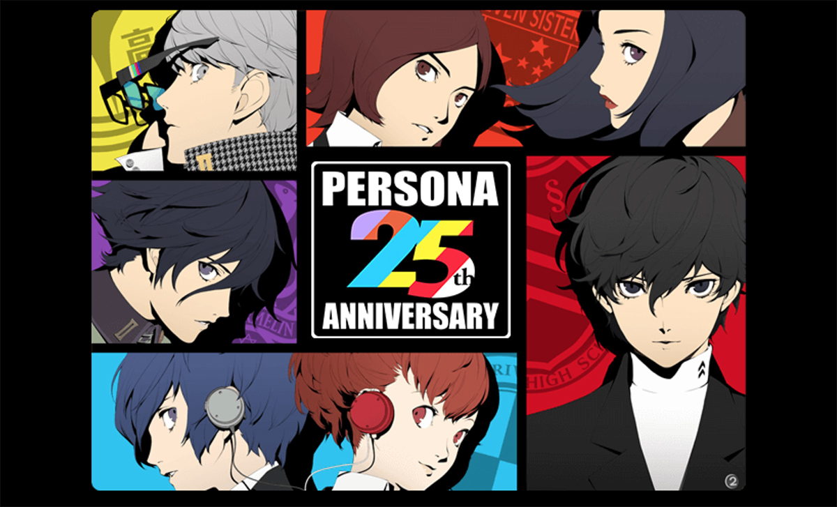 ICYMI: There's a whole lotta Persona on the way