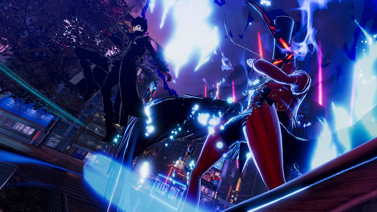 Persona 5 Strikers officially heading to the West in February