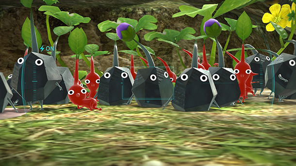 Pikmin 3 review screen