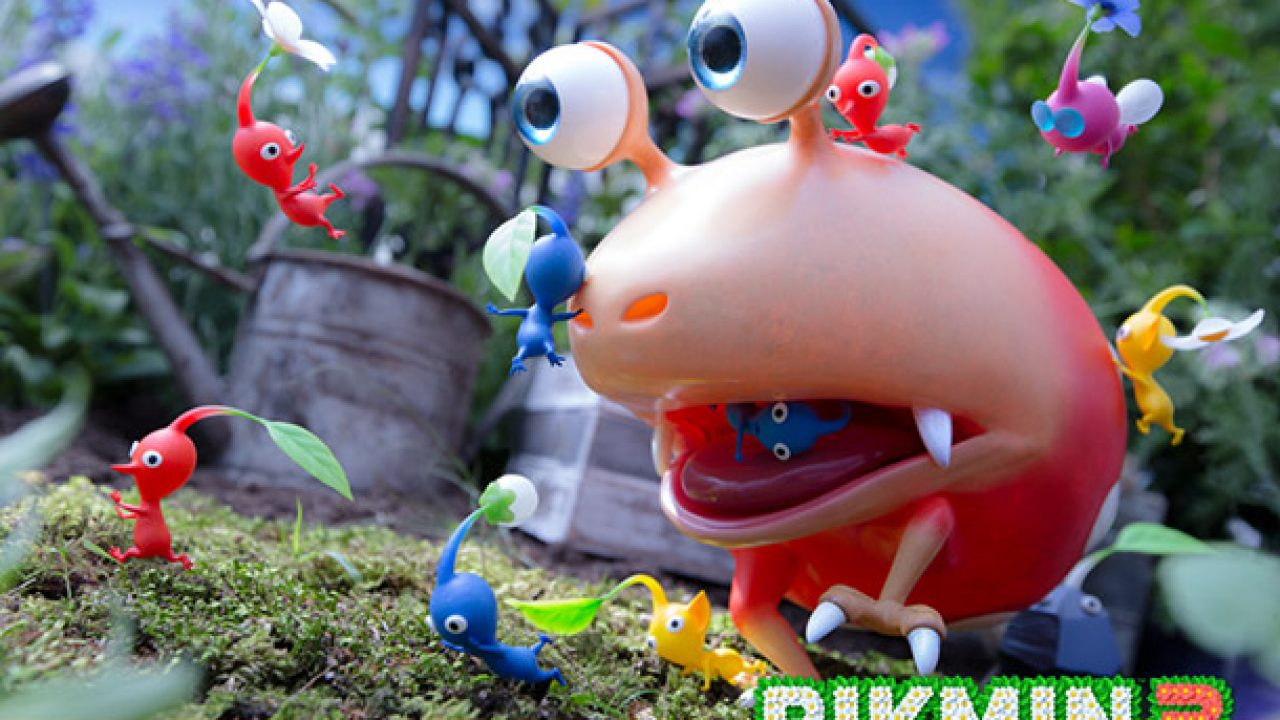 Pikmin 3 Review Afternoon Delight Sidequesting