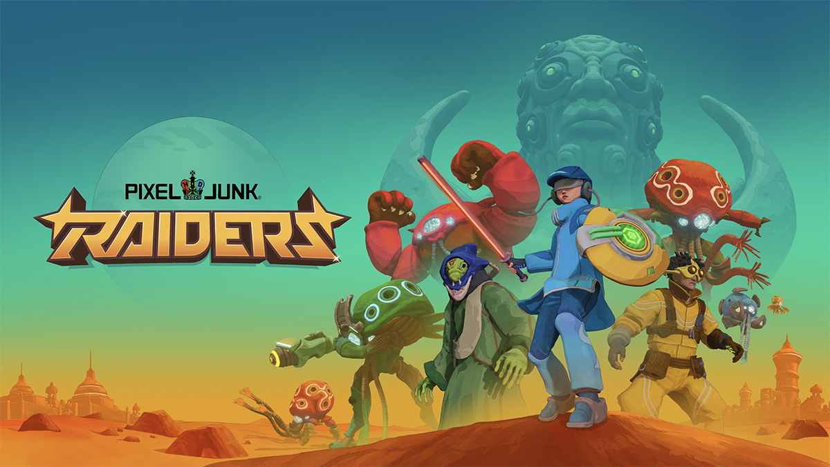 Q-Games reveals PixelJunk Raiders