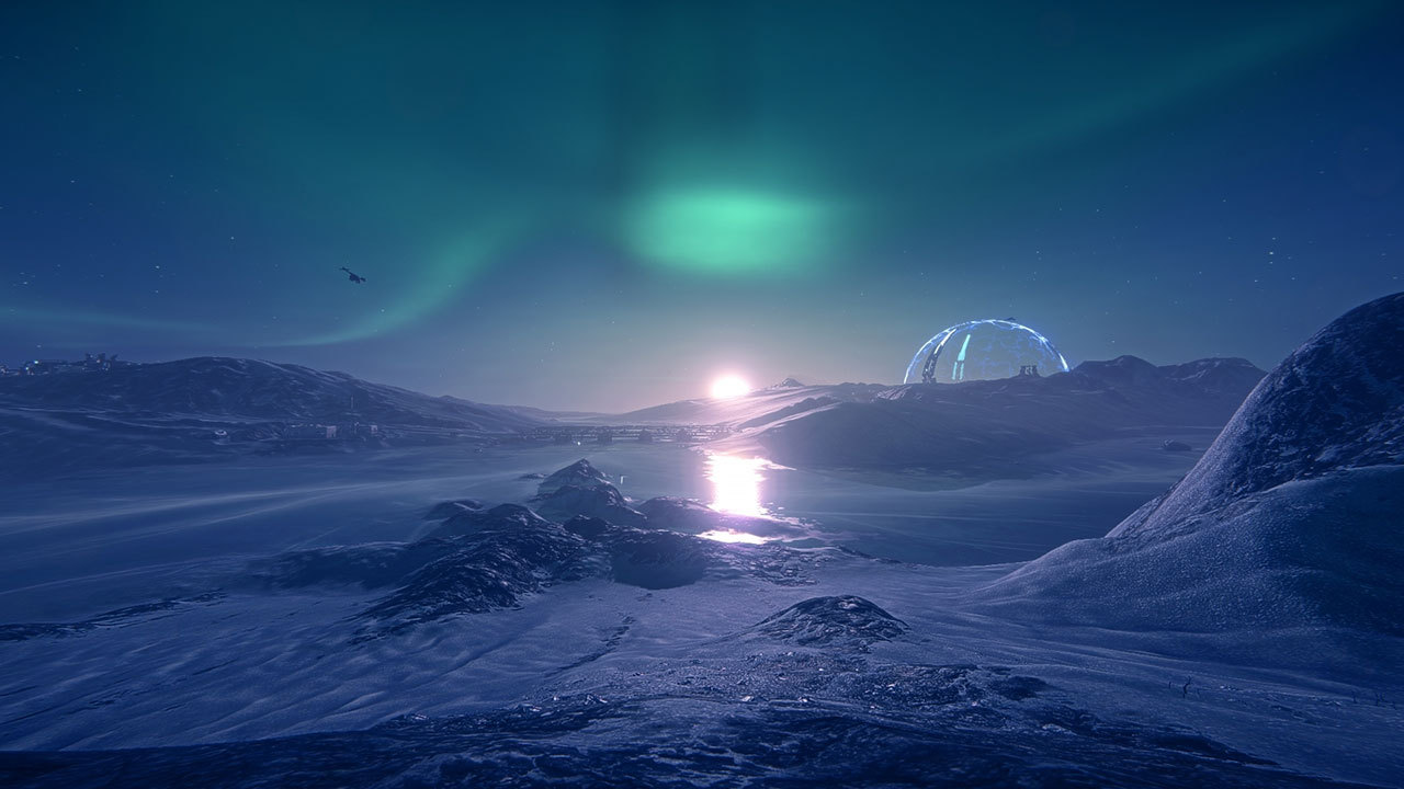 A Fair Colp: Finding Serenity in Games