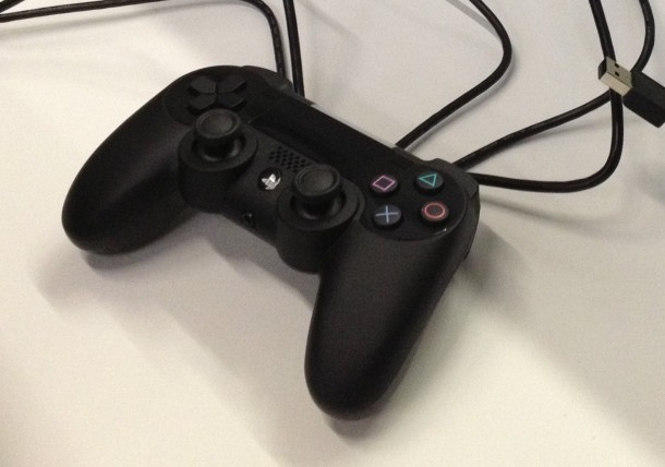 playstation 4 prototype controller different angle