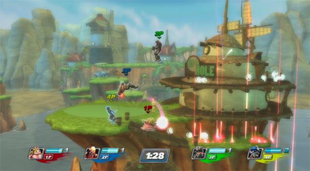 Playstation AllStars Battle Royal