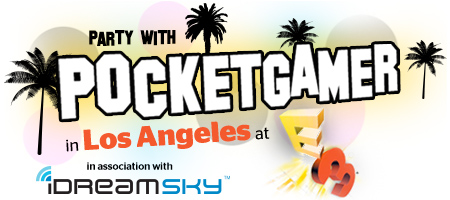 Pocketgamer E3 Party
