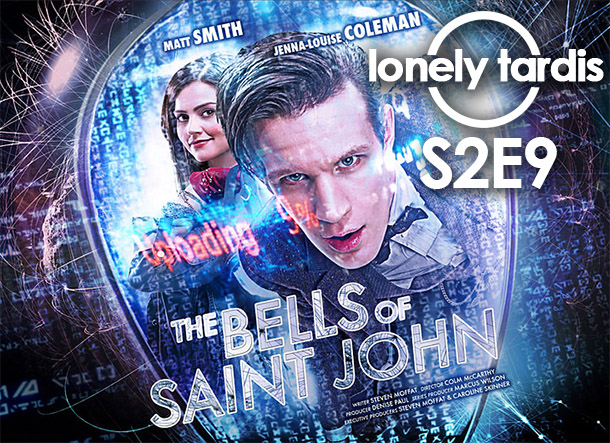Doctor Who The Bells of St John